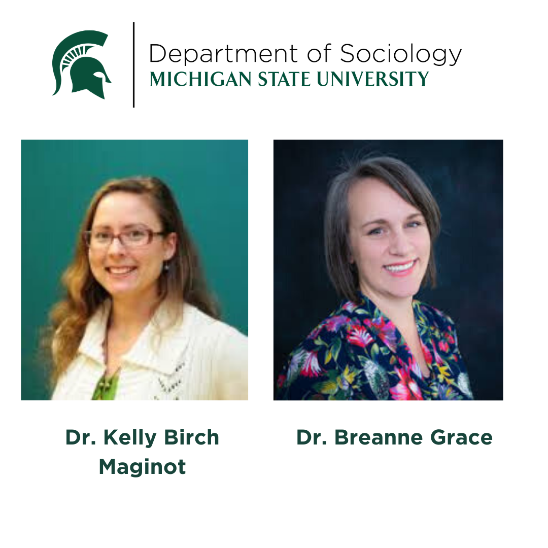 MSU Sociology PhD alumni have new publications
