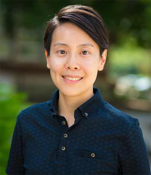Ning Hsieh: Addressing gaps in LGBTQ+ healthcare