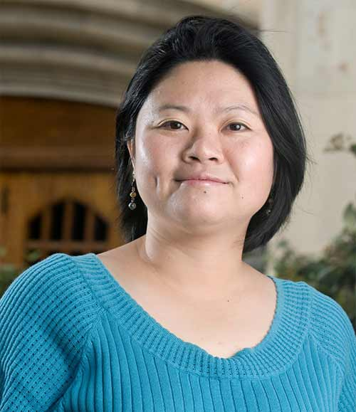 Dr. Hui Liu Wins GenCen 2021 Inspiration Award