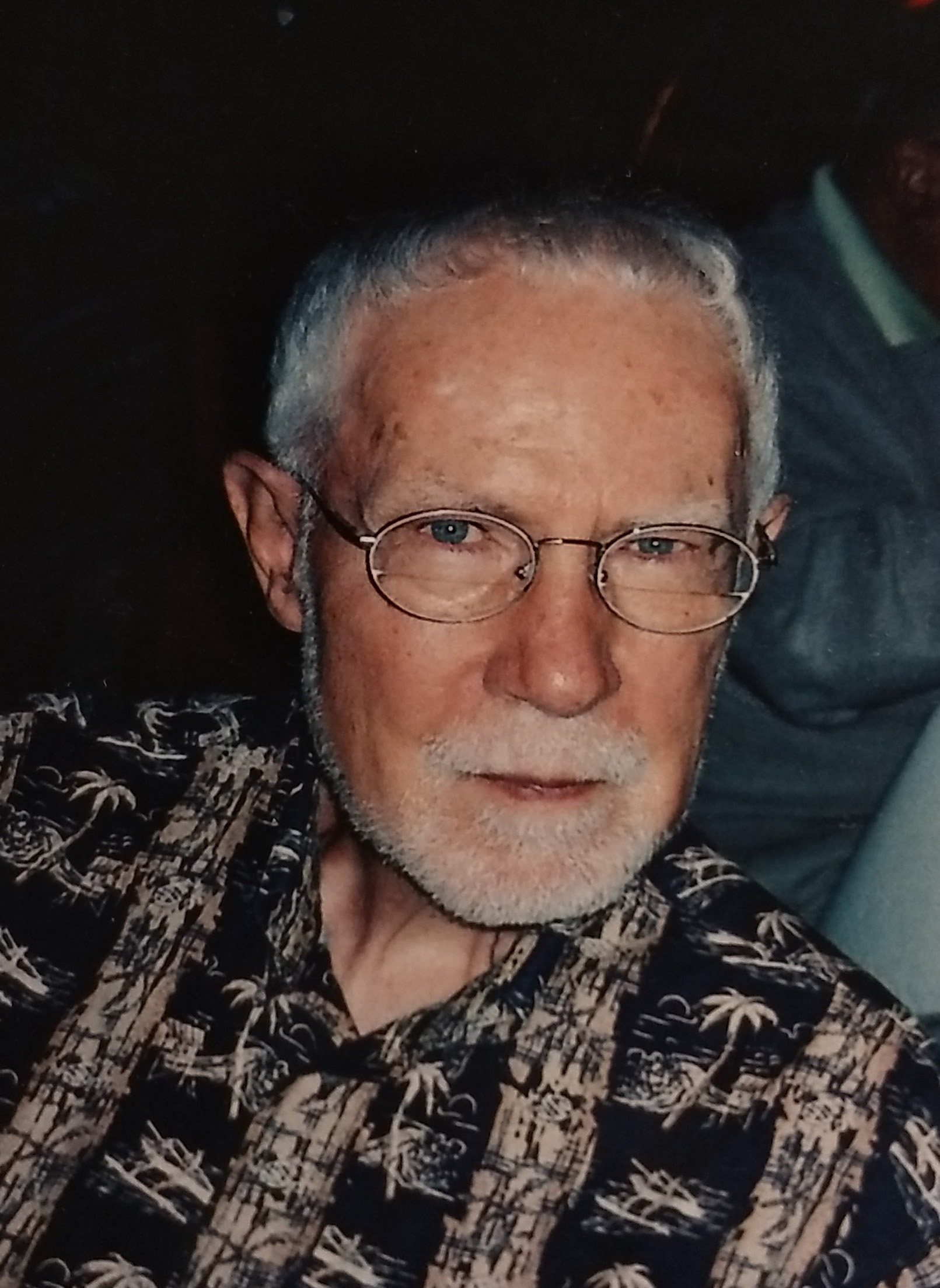 Dr. Denton Morrison (1932-2019) shares his life story