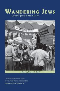 MSU Sociology Professor Steven Gold publishes new book on Jewish migration